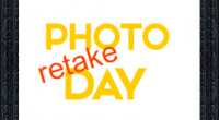 Photo Retakes were sent home ! The forms are due back by Monday November 20th. If they are late, there will be a $10.00 processing fee added to your order! […]